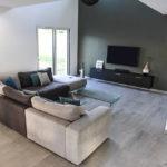 FLEVY - Maison déco design moderne, salon séjour, peinture acrylique haut de gamme - CARTEYCOLOR