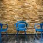 CONFLANS-EN-JARNISY - Cabinet dentaire Bordron, salle d'attente, déco design moderne, finition haut de gamme - CARTEYCOLOR