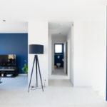 SAULNY - Maison moderne mise en peinture couloir - CARTEYCOLOR